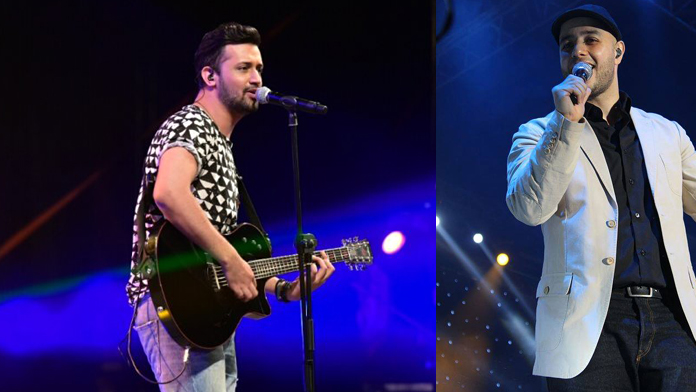 Atif Aslam and Maher Zain collaborate for I'm Alive (Audio) - Behtareen