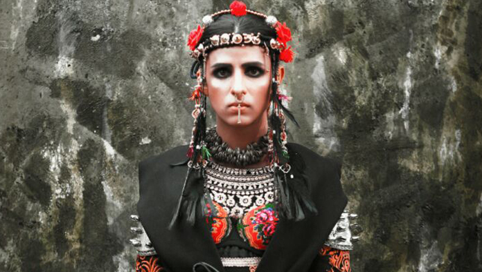 kami-sid-pakistan-first-trans-model