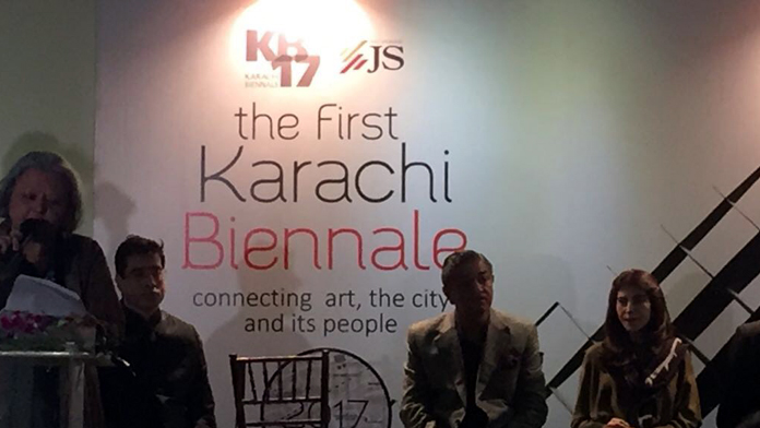 First Karachi Biennale 2017 aiming to reach 20% of city's population