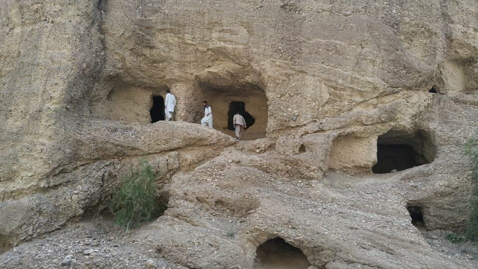 Gondrani - the Cave City of Pakistan 6