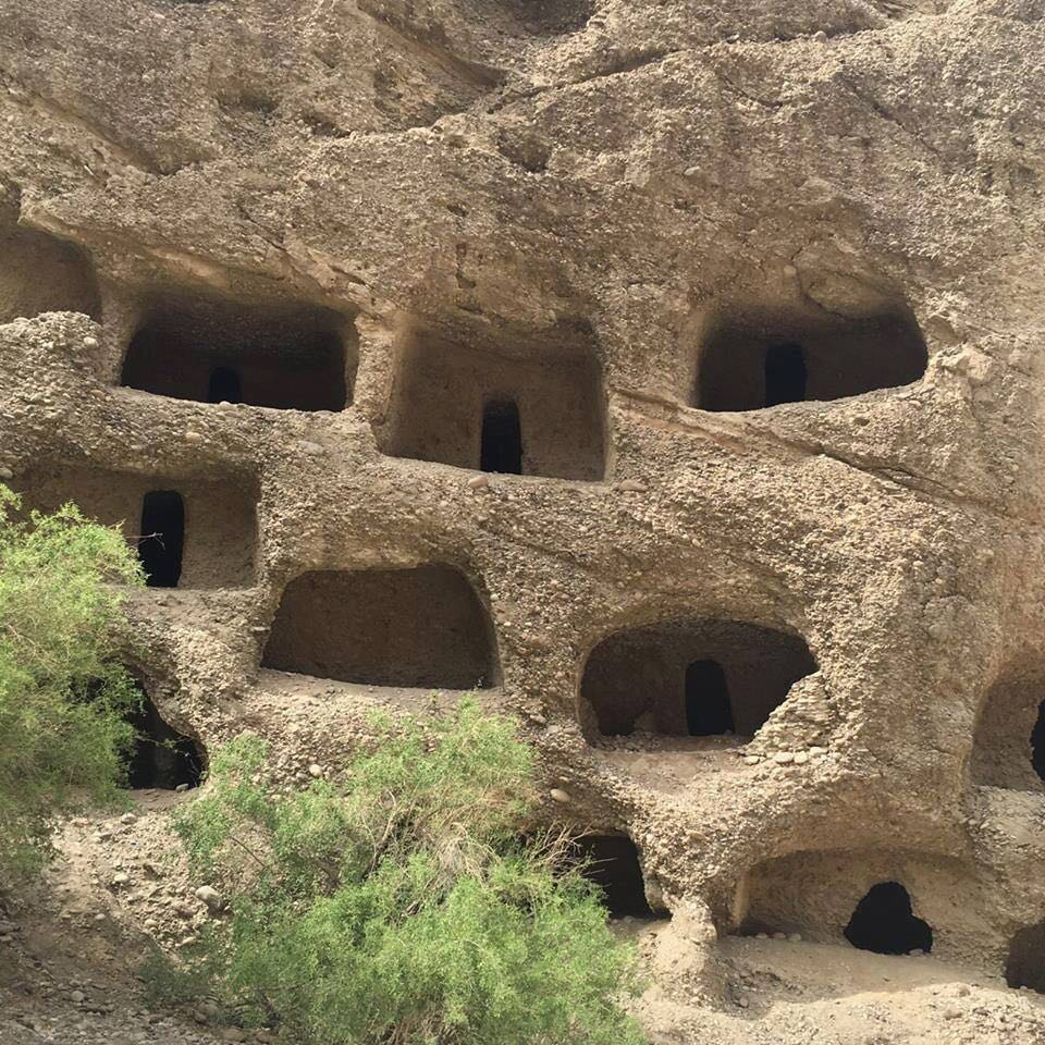 Gondrani - the Cave City of Pakistan