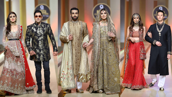Day Two: 14th HUM Bridal Couture Week 2017 - Behtareen