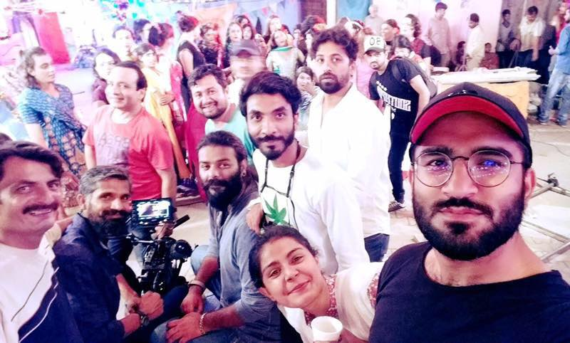 Gohar Rasheed to do an item number with transgenders in Rangreza 1